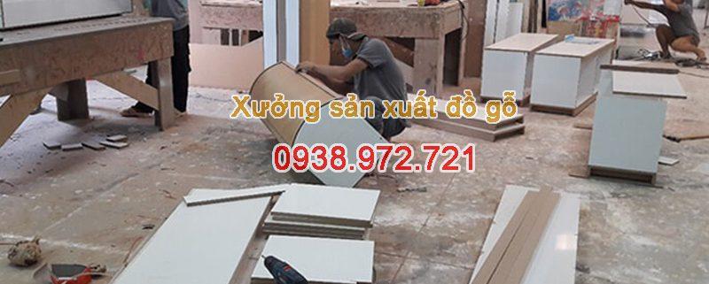 xưởng sản xuất đồ gỗ nội thất tphcm